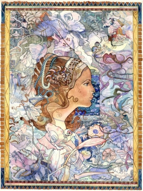 Illustrator Natasha Tabatchikova