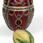 Imperial Easter egg 'Bud'