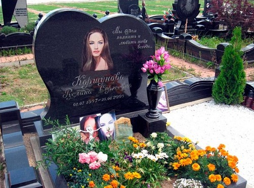 In loving memory of Ruslana Korshunova