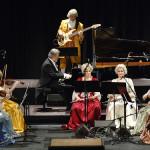Baroque music orchestra Rondo Veneziano