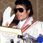 Jackson's glove