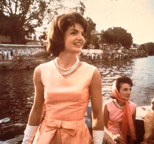 Stylish Jacqueline Kennedy