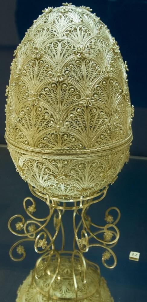 Jewelry of Krasnoselskiy Yuvelirprom