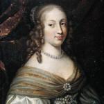 La Rochefoucauld's lover Anne Genevieve de Bourbon-Condé