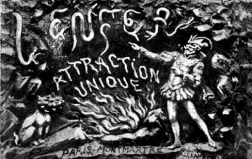 Le Cafe de L'Enfer