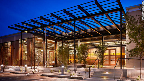 The greenest buildings of 2011. Livestrong Foundation - Austin, Texas, United States