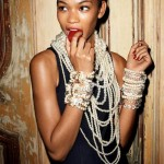Lots of Pearls is always beautiful
