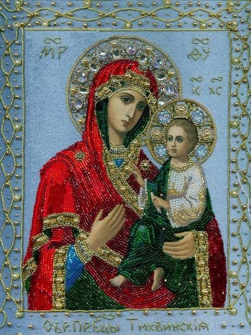 Maria Yantovskaya icons