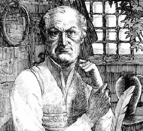 Eighteenth-century pervert Marquis de Sade