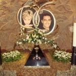 Memorial to Diana and Dodi in Harrods