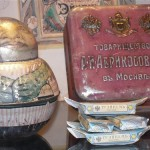 Museum of chocolate history in Moscow