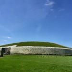 Prehistoric monument, UNESCO World Heritage Site Newgrange