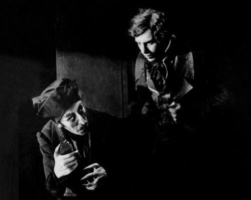 Scene from Nosferatu