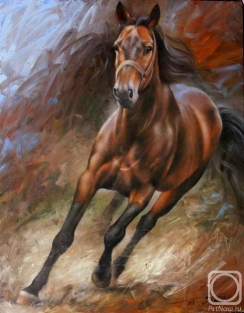 Paintings by Arthur Braginsky