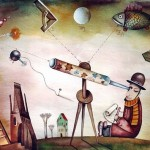 Painting by Siberian artist Eugene Ivanov