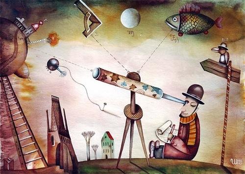 Siberian artist Eugene Ivanov