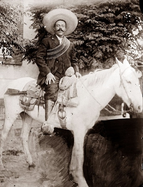 Pancho Villa was a chief of the army of the North in the Civil War