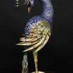 Paper sculptures by Julie Wilkinson and Joyanne Horscroft