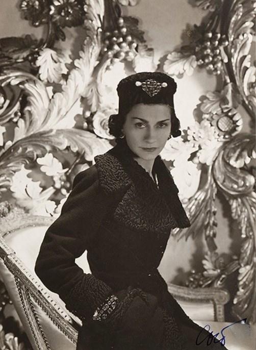 Paris Vogue Coco Chanel