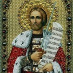 Pious Prince Alexander Nevsky