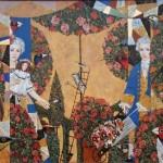 Stunning Renaissance painting by Russian artist Pavel Pokidyshev