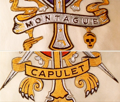 the Montague and the Capulet clans