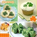 Shamrock treats