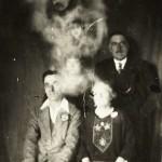 Weird Spirit photograph