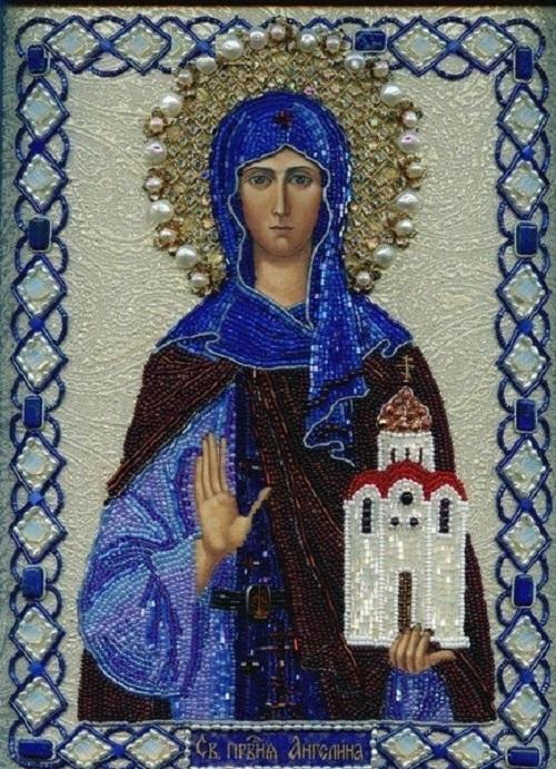 St. Angelina