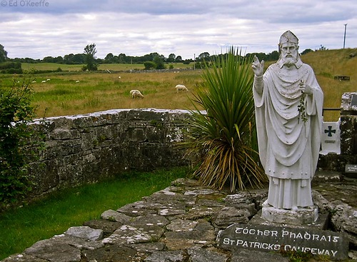 St. Patrick. Irish Blessings