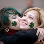 Kiss me, I am Irish