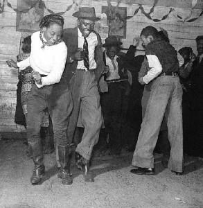 Swing era dances