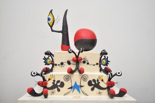 Sylvia Weinstock's artful cakes