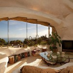 Flintstones style house is being sold