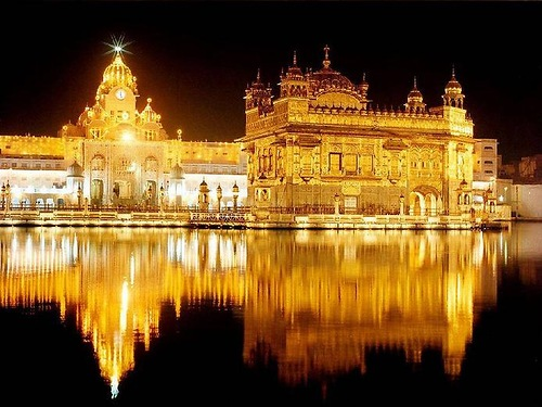 Golden Temple of India Harmandir Sahib