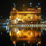 The Golden Temple Harmandir Sahib in India