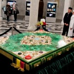 Commissioned by the Revera LTD., The Republican Foundation for the Revival of Tatarstan's History and Culture Monuments – The Largest Printed Koran In The World