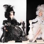The world of dolls by Elena Mikhailova