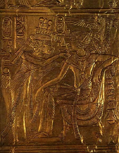 Treasures of the funerary Room of Toutankhamon