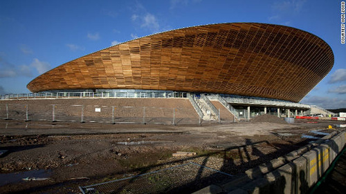 The greenest buildings of 2011. Velodrome - London, United Kingdom