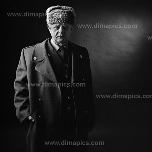 Photo of Veteran of Russian spetsnaz, officer