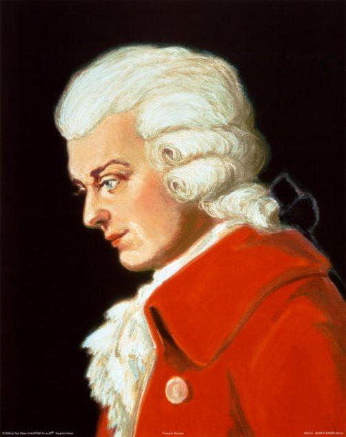 Greatest composer Mozart