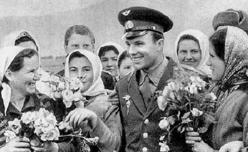 Remembering Yury Gagarin