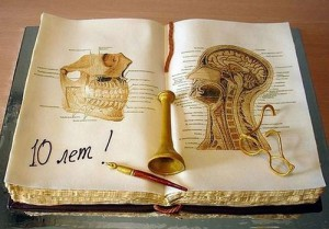 Hyperrealistic cakes by Zhanna Zubova