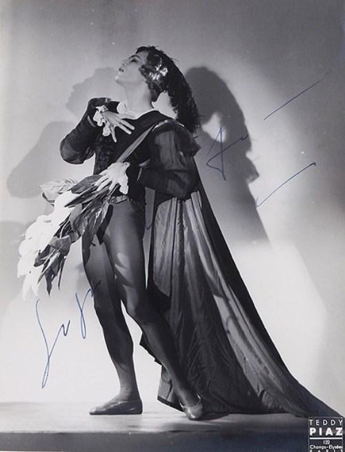 Serge Lifar Ballets Russes