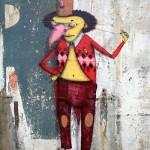 Triumph of the street art of Brazilian twins Os Gemeos