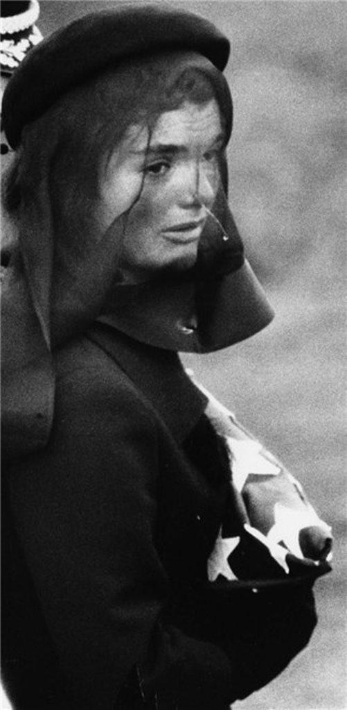 Beautiful lady Jacqueline Kennedy Onassis