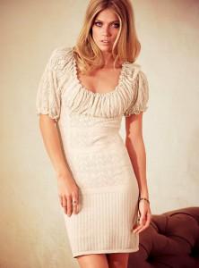 Russian model Masha Novoselova