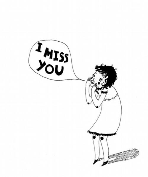 Losing someone close