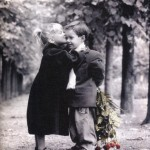 Romantic vintage children by German photographer Kim Anderson